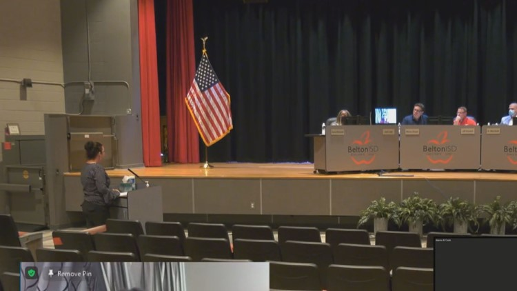 Belton ISD parents worry as COVID-19 cases rise without school mask rule