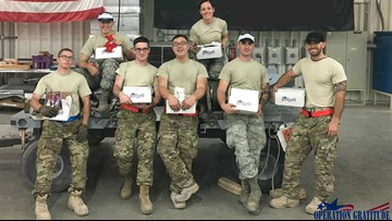 How to send your leftover Halloween candy to U.S. troops