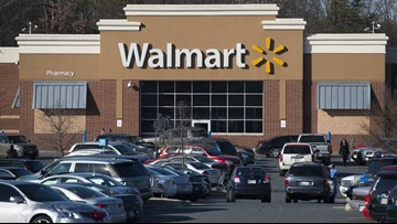 Walmart giving preference to military spouses in hiring