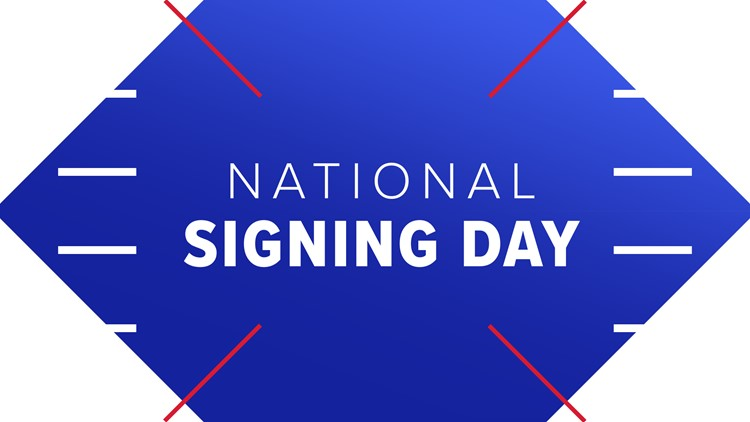 National Signing Day: Central Texas student athletes make it official