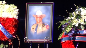 New bill dedicates section of I-35 to DPS trooper struck, killed by vehicle during traffic stop