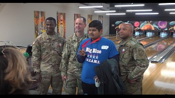 Military Matters: Fort Hood hosts Special Olympics bowling tournament