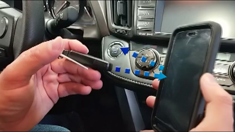 Can thieves wirelessly steal your car?