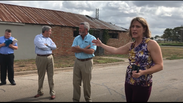 Waco residents closer to seeing beautification project on Bridge Street