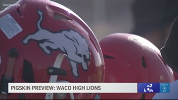 2019 Pigskin Preview: Waco High Lions