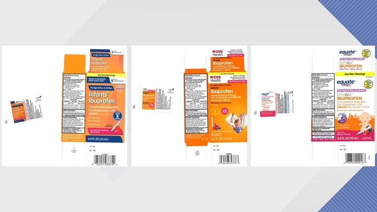 ibuprofen recall 12 5 18-43425758