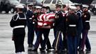 VIDEO TIMELINE: 3 days of celebration, mourning for President George H.W. Bush