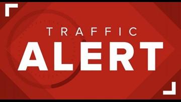 Large pothole causing traffic on I-35 near McLane Stadium fixed