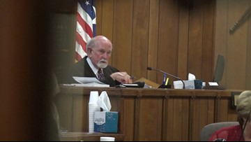 Petitioners demand Judge Ralph Strother's resignation after accepting Jacob Anderson plea