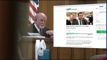 Should Judge Ralph Strother resign? Legal expert Liz Mitchell weighs in