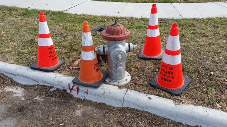 City of Killeen begins fixing a faulty hydrant one day after KCEN investigates