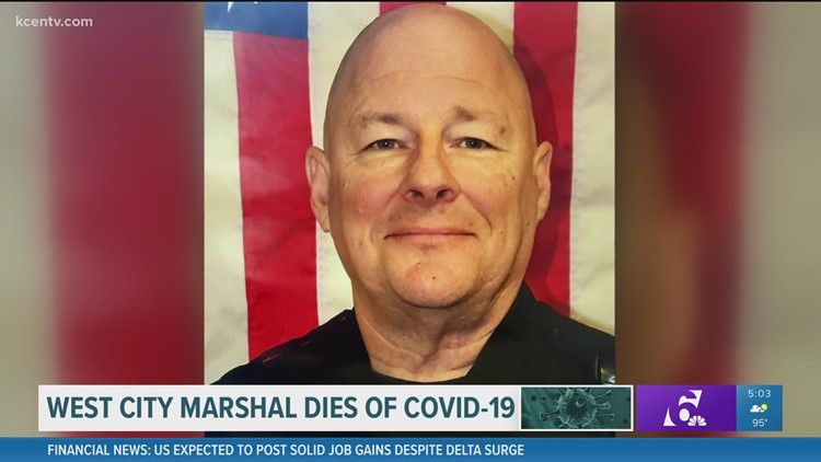 West City Marshall dies of COVID-19 complications, police department confirms