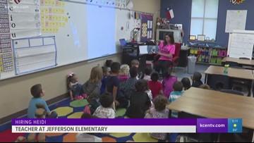 Hiring Heidi: Teacher at Jefferson Elementary