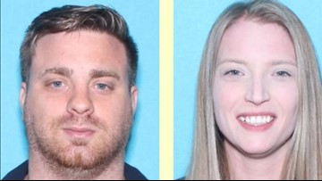 Temple police officially identify bodies found in Oklahoma as those of Jenna Scott and Michael Swearingin