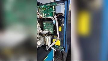 Russian, Cuban mafias install skimmer on Waco gas pump, officials say