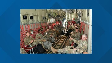 Fort Hood soldiers in New York to help with relief efforts