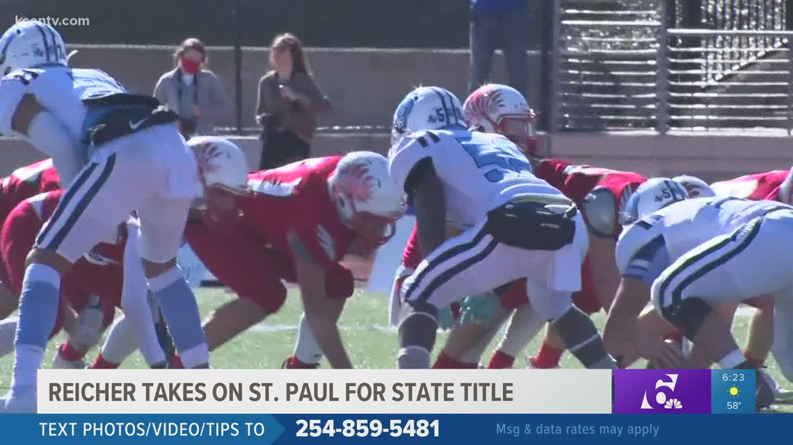 Reicher falls to St. Paul in state championship game