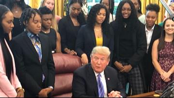 Baylor Lady Bears 'sic' the White House, meet President Trump
