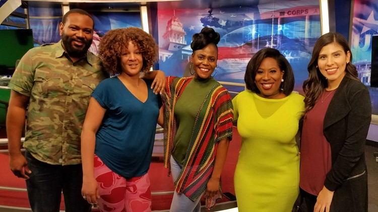 Living in Color | A candid conversation about natural hair and navigating America as a minority