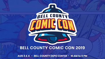 Send 6 News your best cosplay picture to win a VIP Bell County Comic Con experience