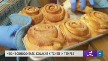 Neighborhood Eats: Kolache Kitchen in Temple