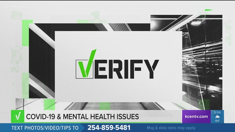 Can COVID-19 affect your mental health? | Verify