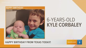 Happy birthday from Texas Today!
