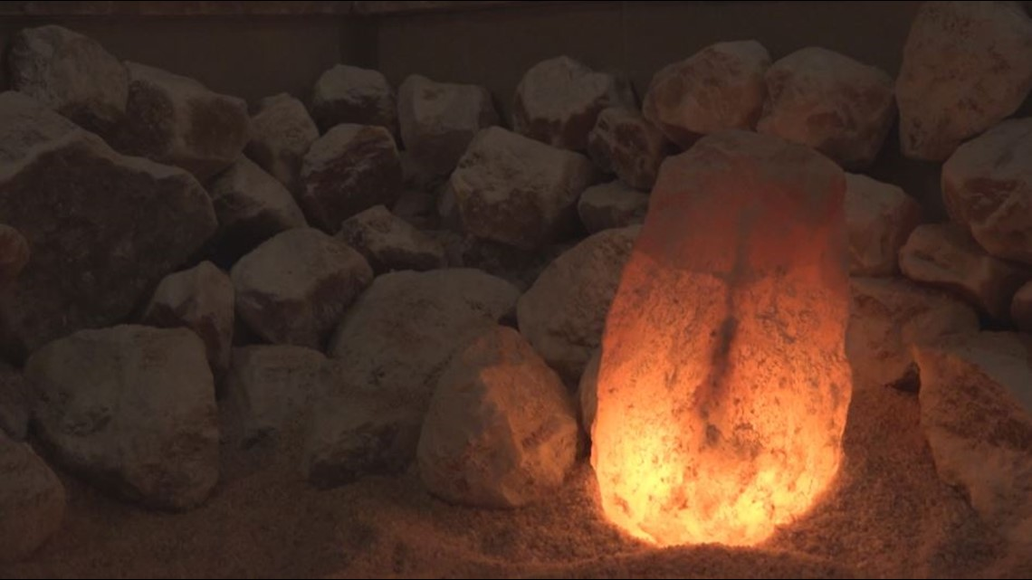 Salt Therapy For Allergy Relief   Your Best Life