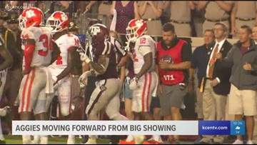 Aggies need consistency after big game vs. Clemson
