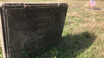 Mart community looks to revitalize historic cemetery