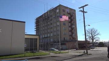 CenTex Mysteries: Is the Falls Hotel in Marlin haunted?