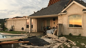 NWS confirms EF2 tornado damaged 196 homes in Copperas Cove, no injuries reported