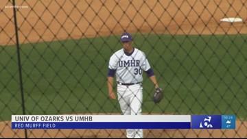 UMHB baseball falls twice in doubleheader against University of Ozarks