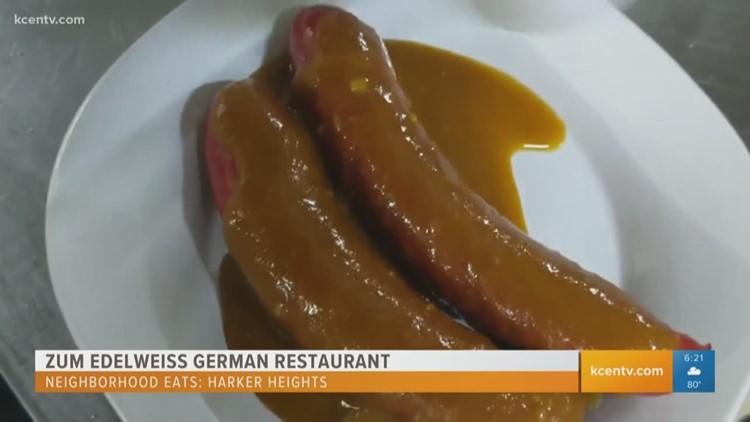 Neighborhood Eats | Zum Edelweiss serves up German culture, good food