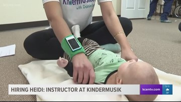 Hiring Heidi: Instructor at Kindermusik