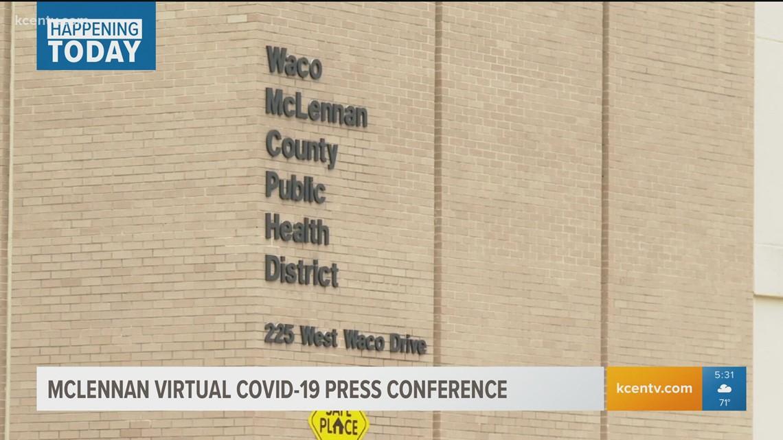 McLennan Virtual COVID-19 Press Conference