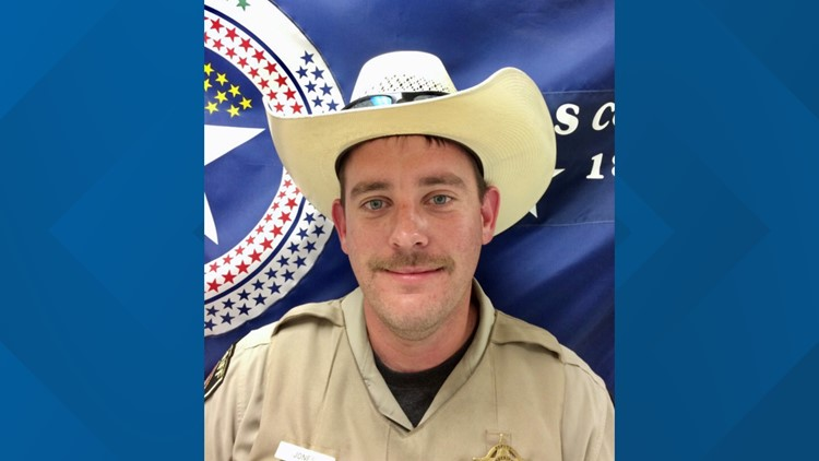 Funeral arrangements made for Falls County deputy hit and killed on Highway 6 in Riesel