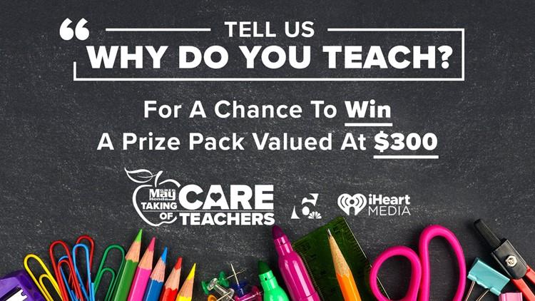 Taking Care of Teachers
