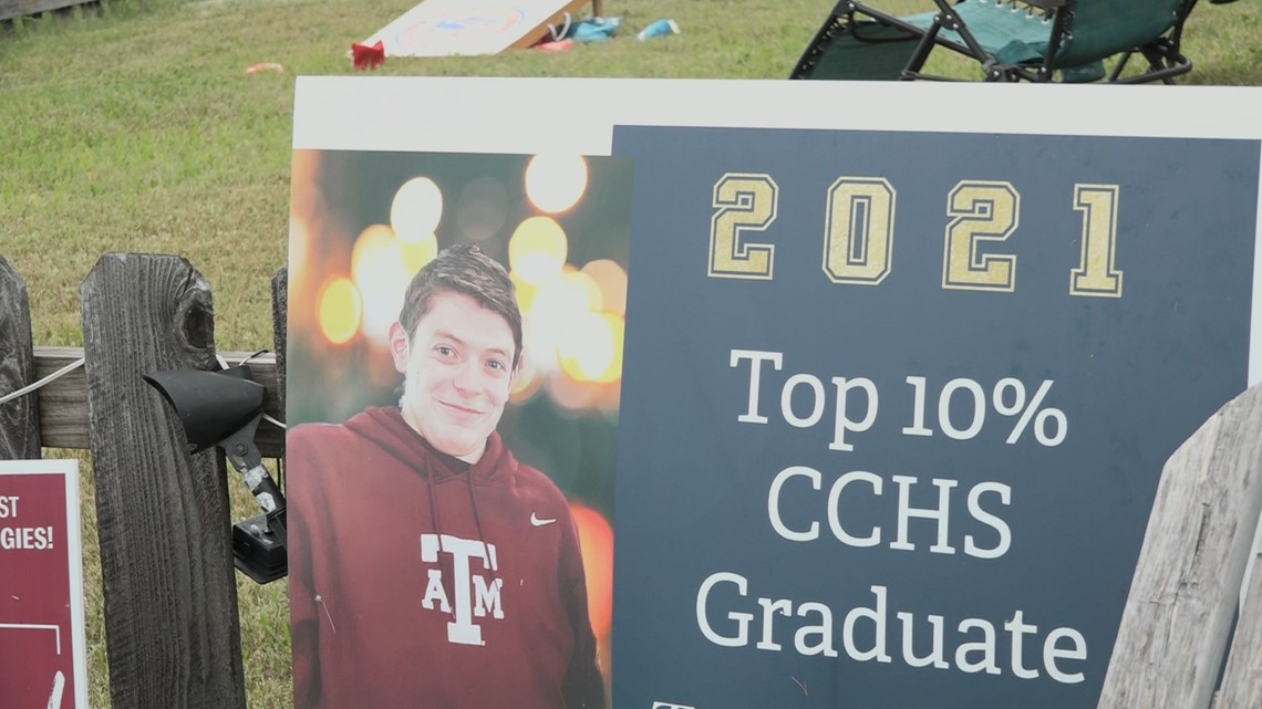 Heart of Central Texas: Copperas Cove teen beats odds to graduate despite medical journey