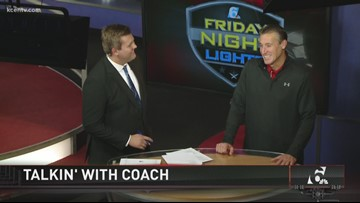 Talkin' with Coach: Salado Head Coach
