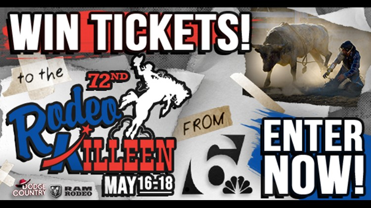 Enter To Win Rodeo Tickets