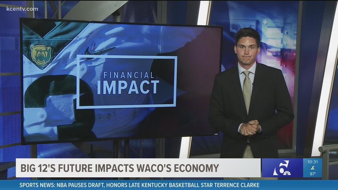 Big 12 breakdown can cost Waco millions and more