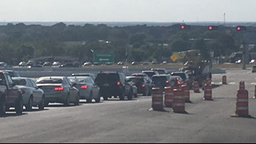 'Be patient': TxDOT responds to traffic troubles around Temple