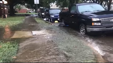 LIST | Rain leaves intersections under water, street lights out of order in Waco