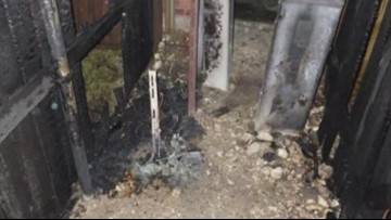Phone, internet service interrupted after possible arson in Temple