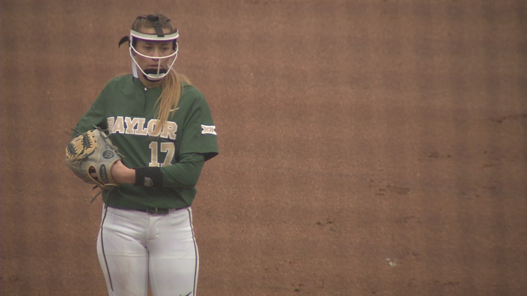 Baylor softball home opener postponed until Thursday