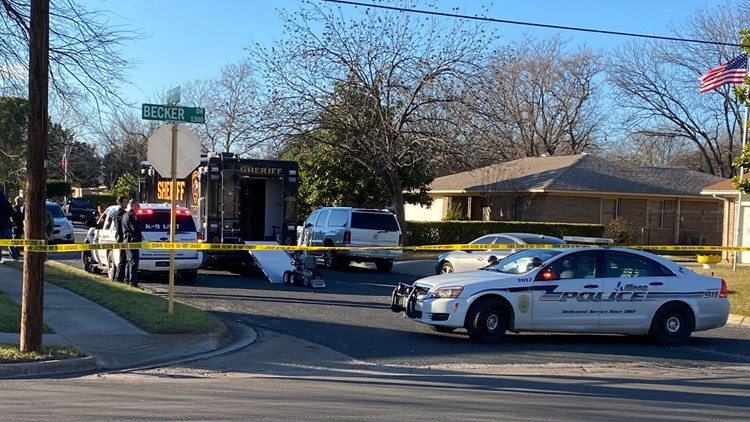 Killeen homes evacuated after potential explosives found next door