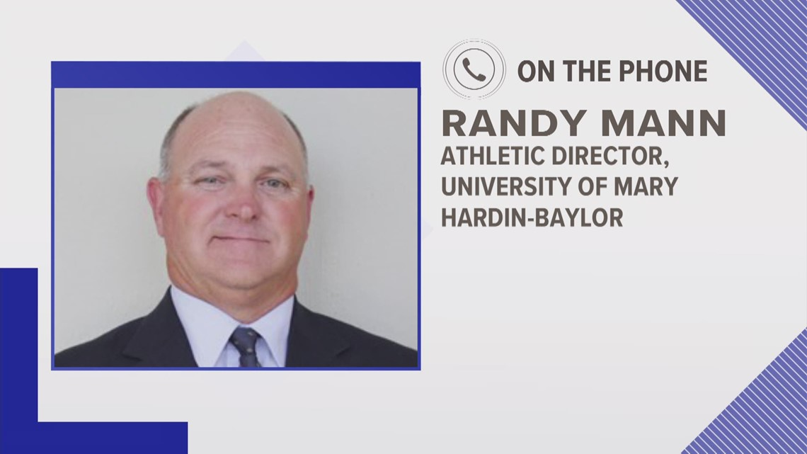 RAW INTERVIEW: Kurtis Quillin talks with UMHB AD Randy Mann about Name, Image and Likeness