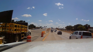 TxDOT prepares to detour I-35 lanes in Waco for at least a year