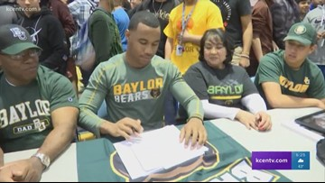 El Paso's Williams joins Baylor Football 2019 recruiting class